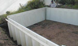 Piscine en kit sans beton for Piscine kit beton